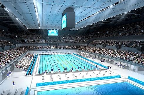 東京Aquatics Center
