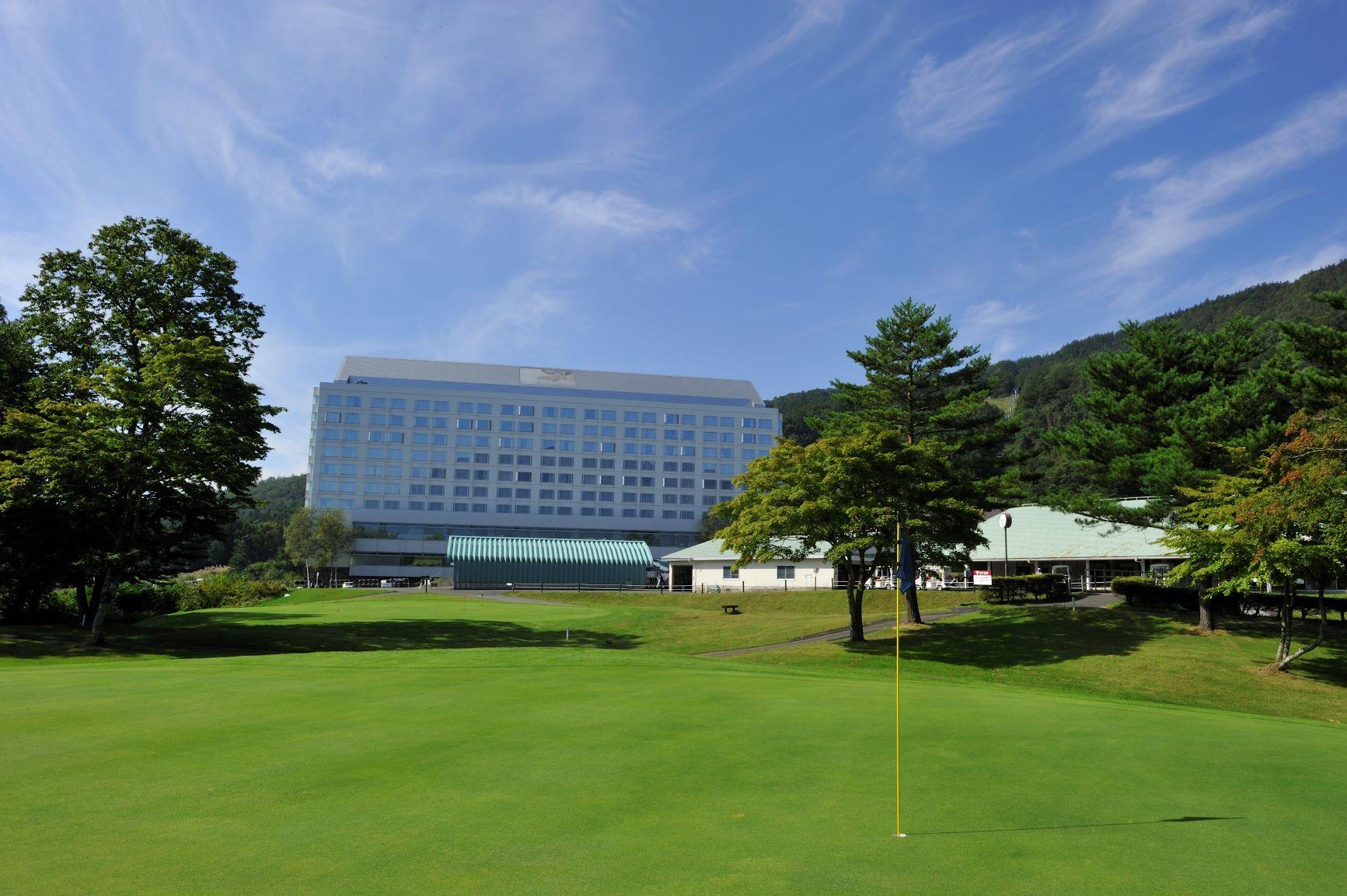 雫石王子大飯店