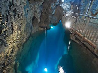 Ryusendo Caves