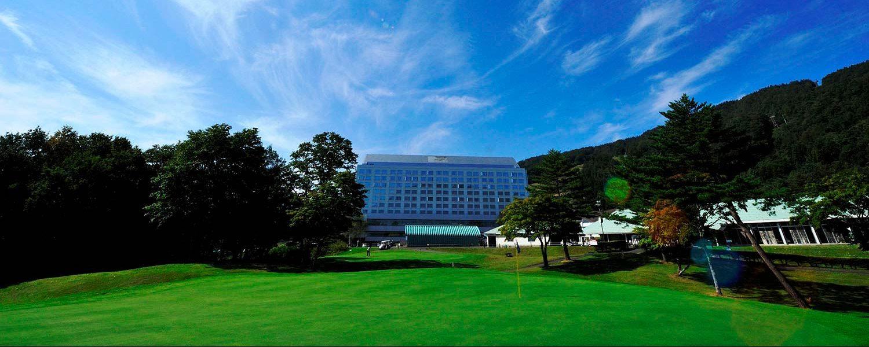 Shizukuishi Golf Course