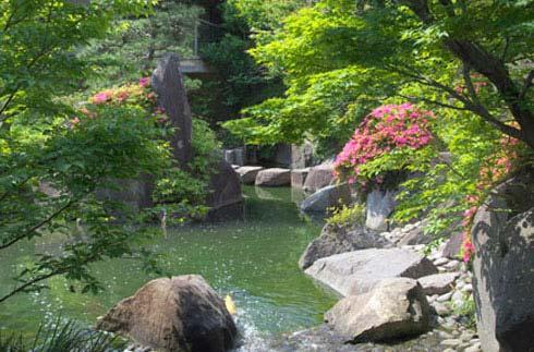 토시 구립 메지 정원