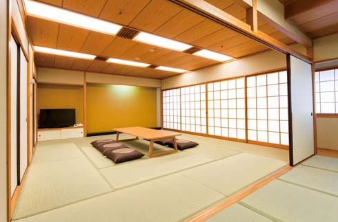 City (10-24F) – Japanese-style tatami rooms