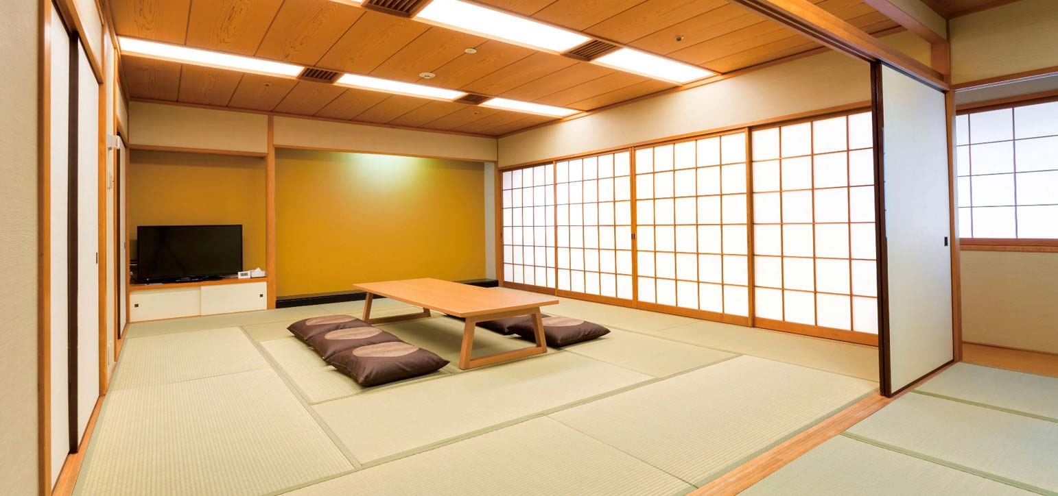 City 6 10f Japanese Style Tatami Rooms Accommodation In Sunshine City Prince Hotel