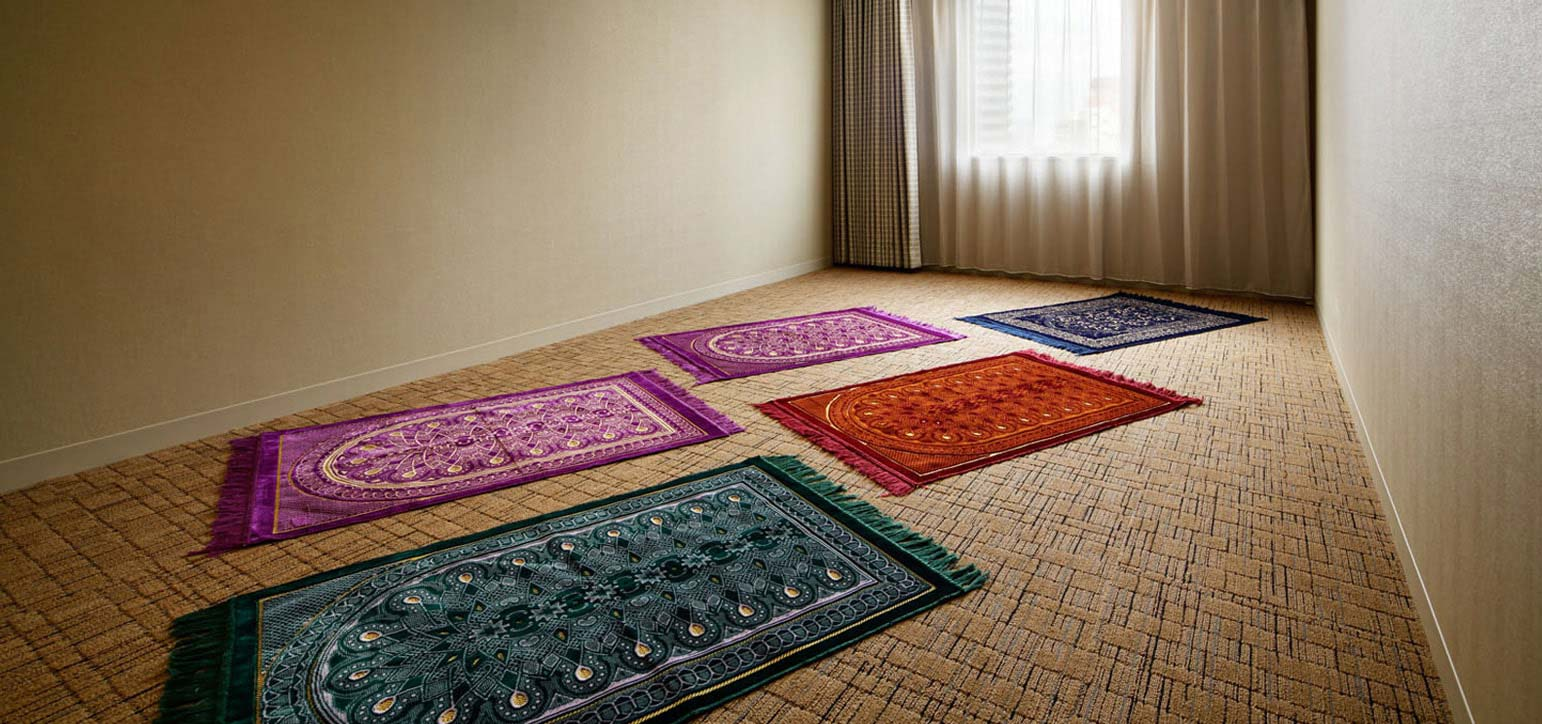 Muslim Prayer Room (For guests only)