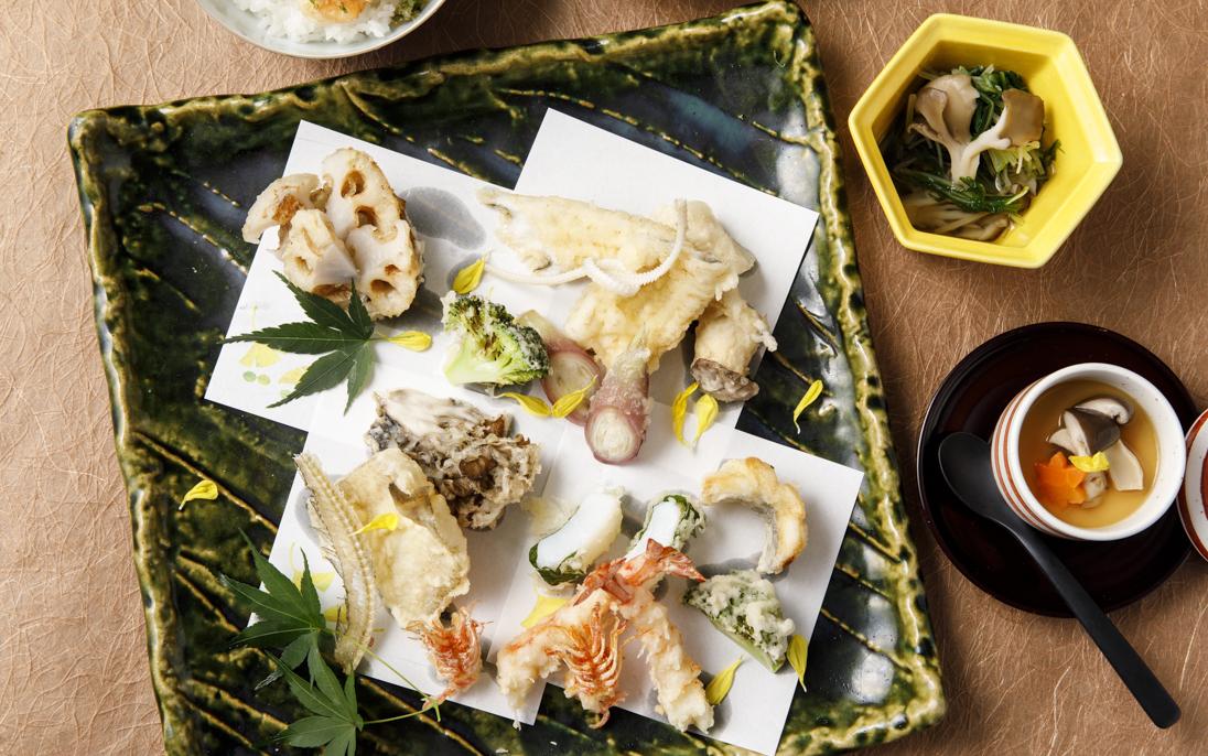 WAKATAKE Tempura Restaurant