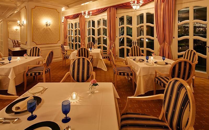 LE TRIANON French Restaurant