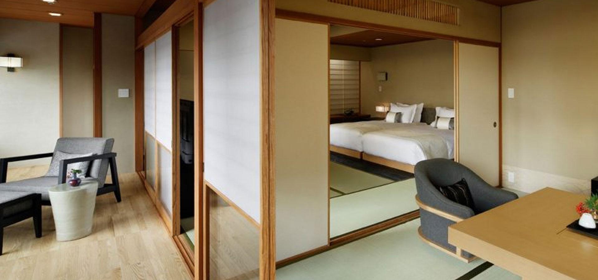"""高輪花香路 TAKANAWA HANAKOHRO- 高輪格蘭王子大飯店內新設了共有16間的""""旅館"""""""