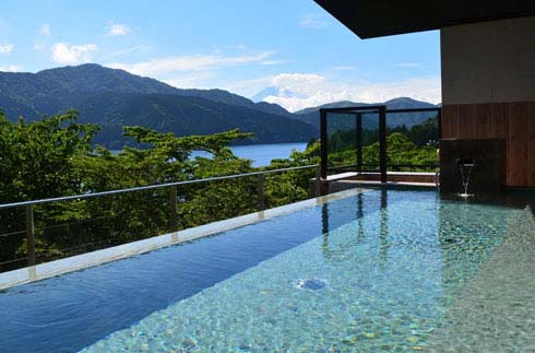 """One-day Onsen Ryuguden Main Building"" Special offer for hotel guests"