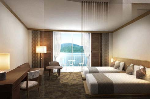 [NEWS RELEASE] Renewal of main building east wing guest rooms