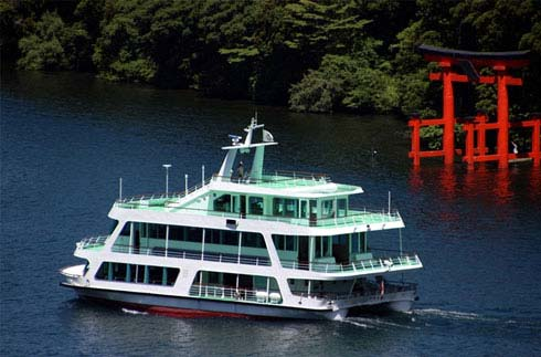Lake Ahinoko Boat Cruise