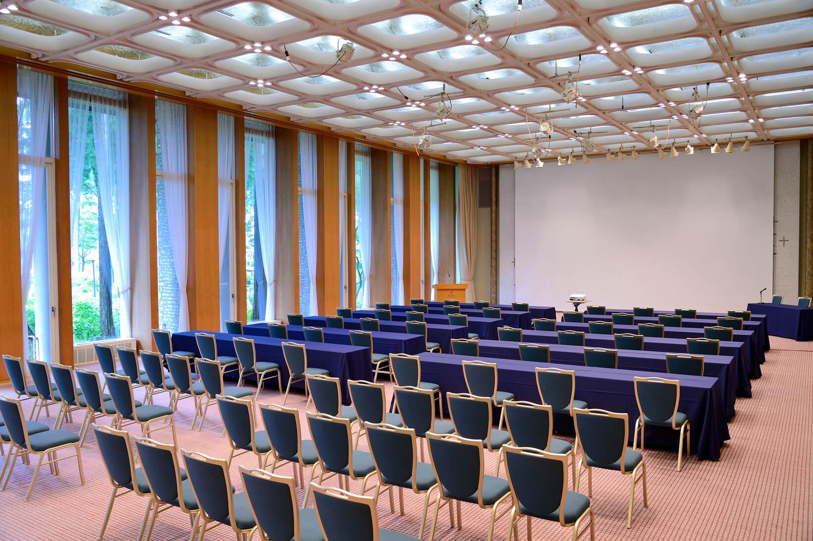 "[Main Building] International Convention Hall ""SAGAMI"""