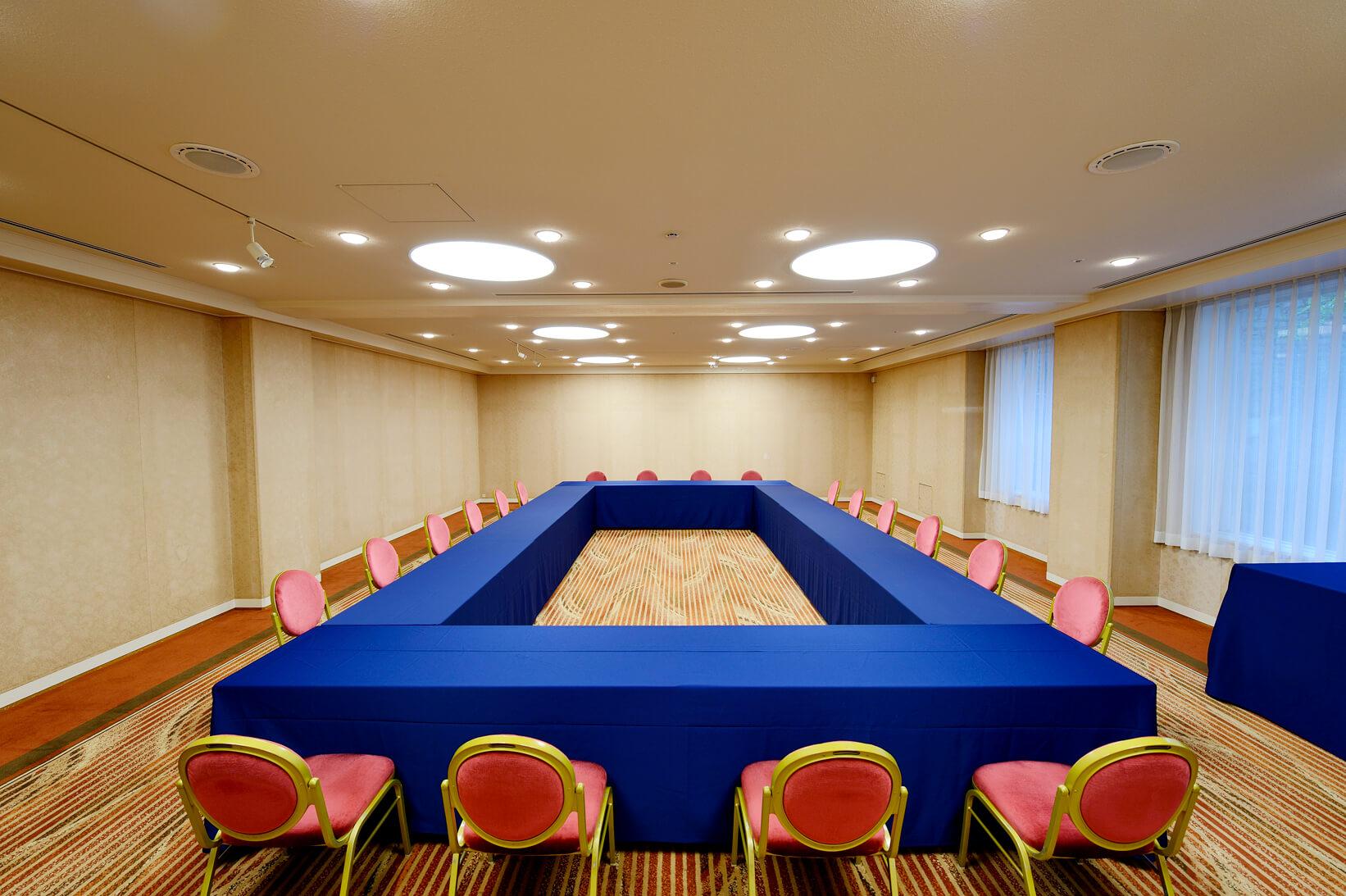 """[Annex Building] Banquet Rooms """"JYUKKOKU"""", """"NAGAO"""""""