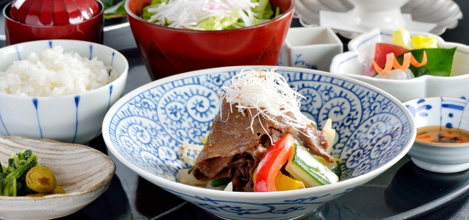Nadaman Garden (Japanese Restaurant)