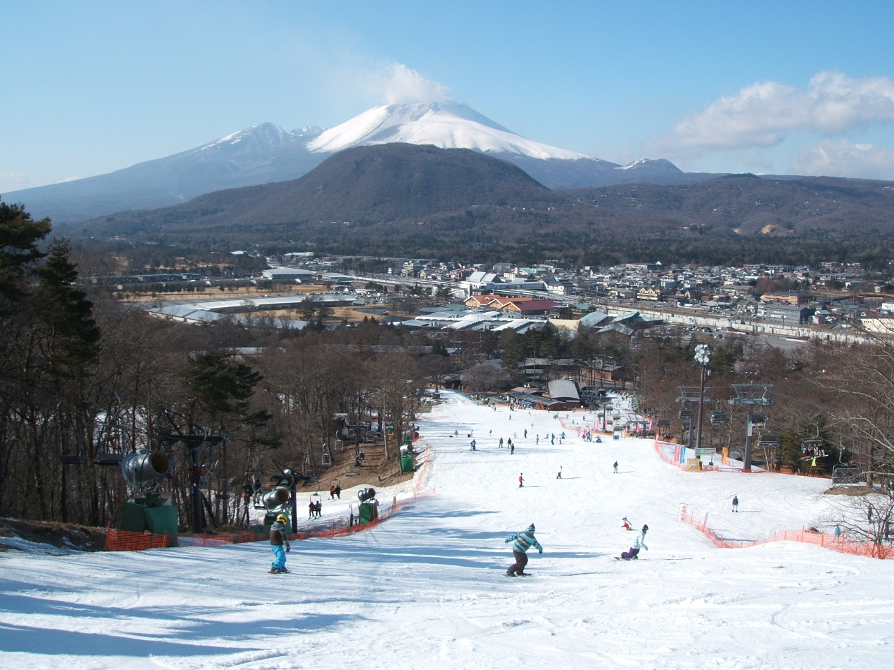 Prince Snow Resorts Karuizawa
