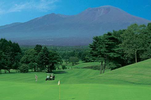 Karuizawa Asama Golf Course