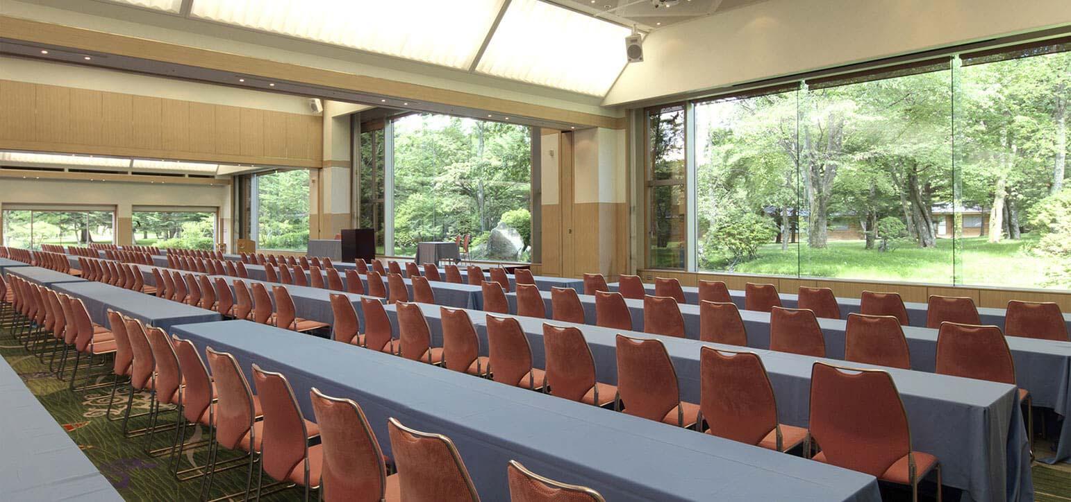 Main Banquet Hall NAGANO