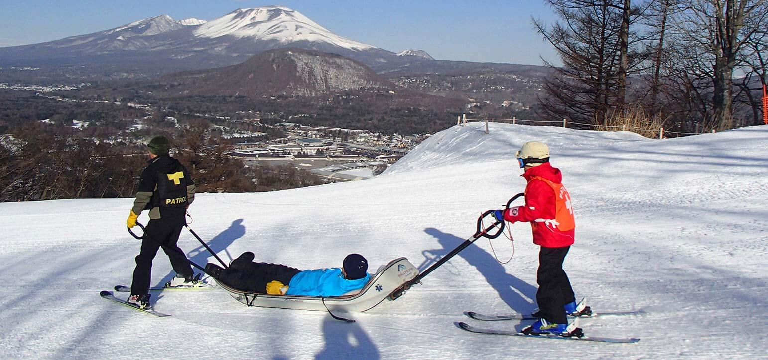 가루이자와 프린스 호텔 스키 리조트