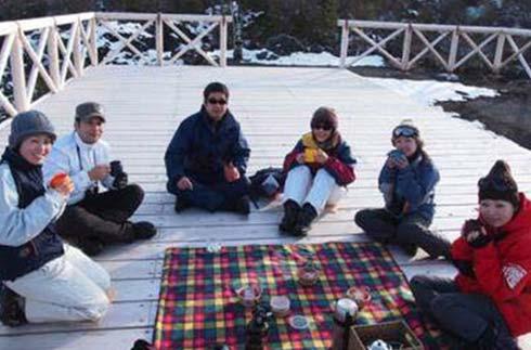 自然體驗活動―享受冬天輕井澤的3個提案! 至2016年2月29日為止。