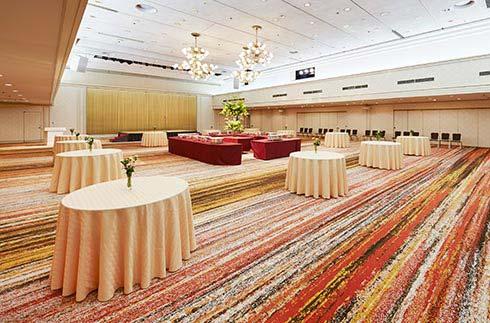 木兰宴会厅