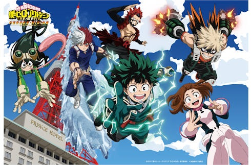 My Hero Academia Collaboration: Exclusive Souvenir Package