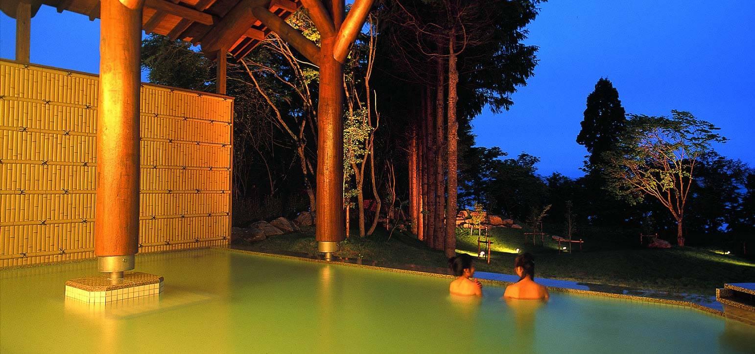 十和田湖西岸温泉