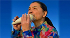 Towada lake French and Sojiro Ocarina concert