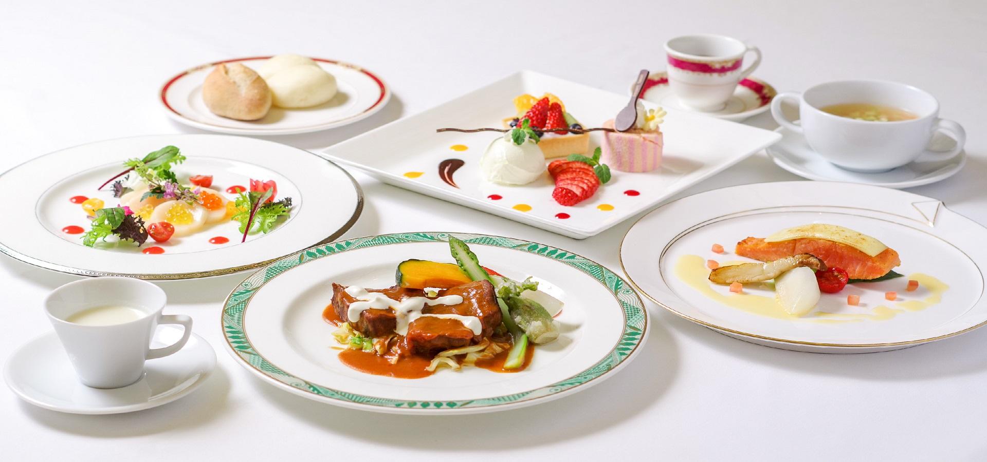Hotel Restaurant (Western cuisine)