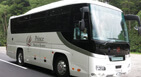 Free shuttle bus service for hotel guests (reservation / capacity)