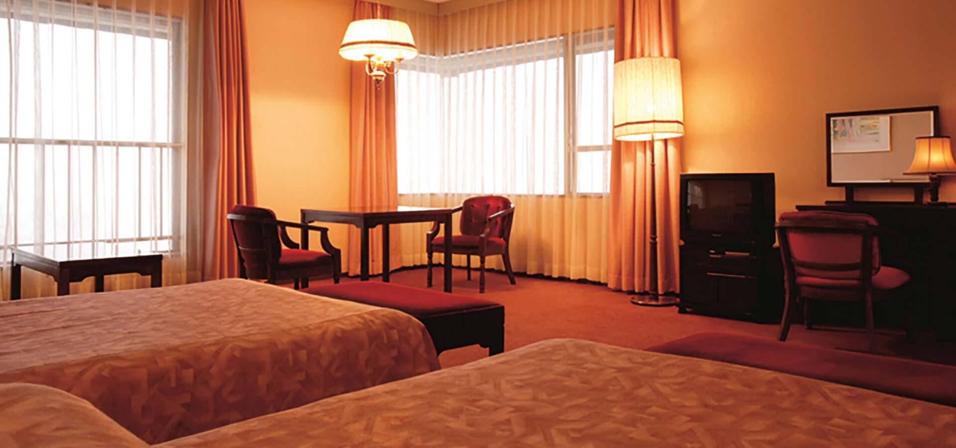 嬬戀王子大飯店