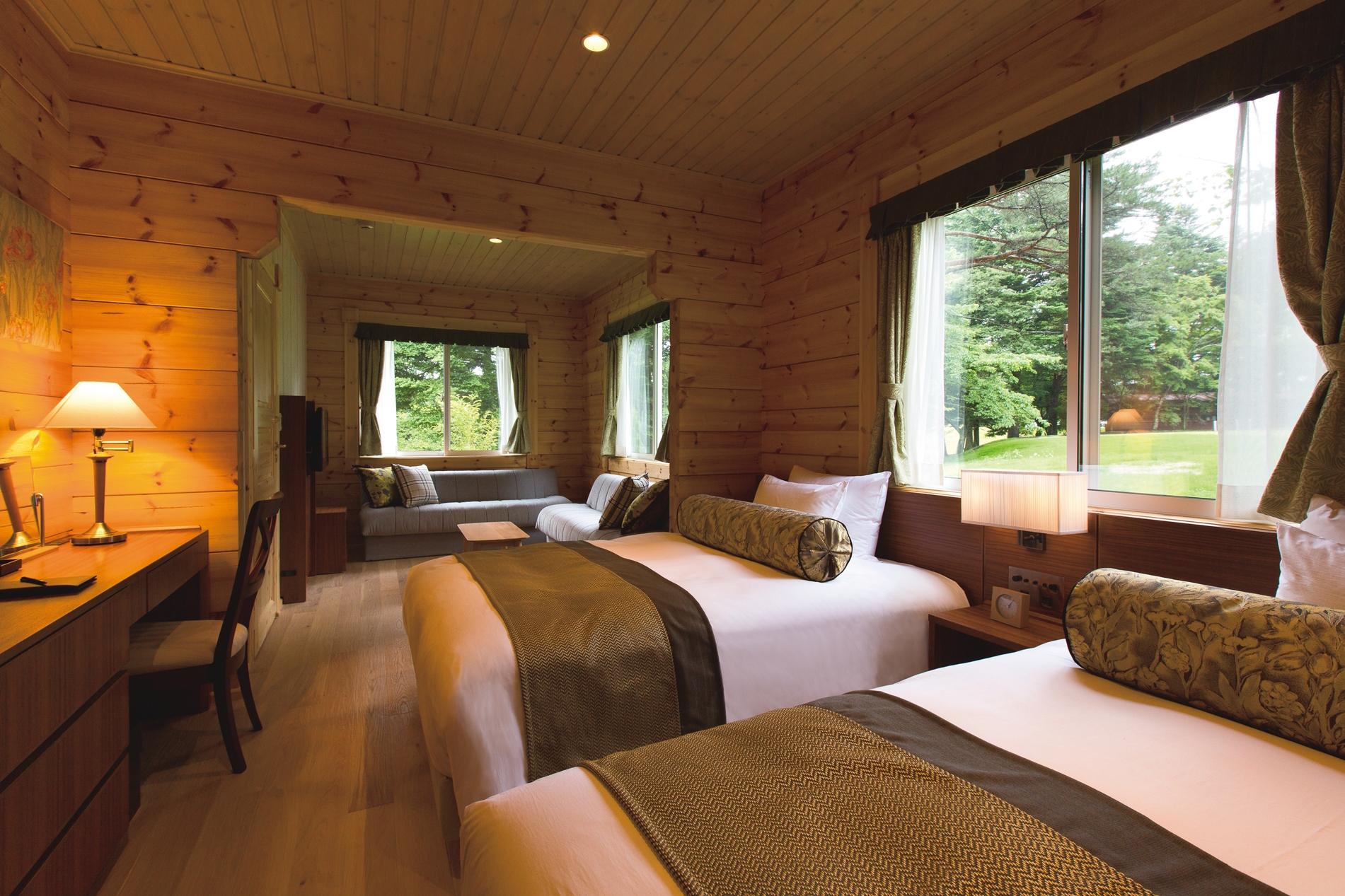 Maisonette Spa (2-Stories Villa with Hot Springs)