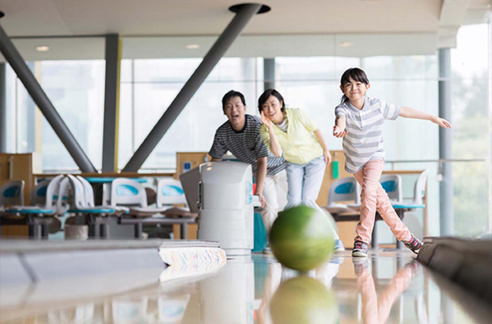 Karuizawa Prince Bowling Alley