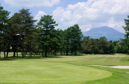 轻井泽高尔夫练习场·推杆高尔夫球场