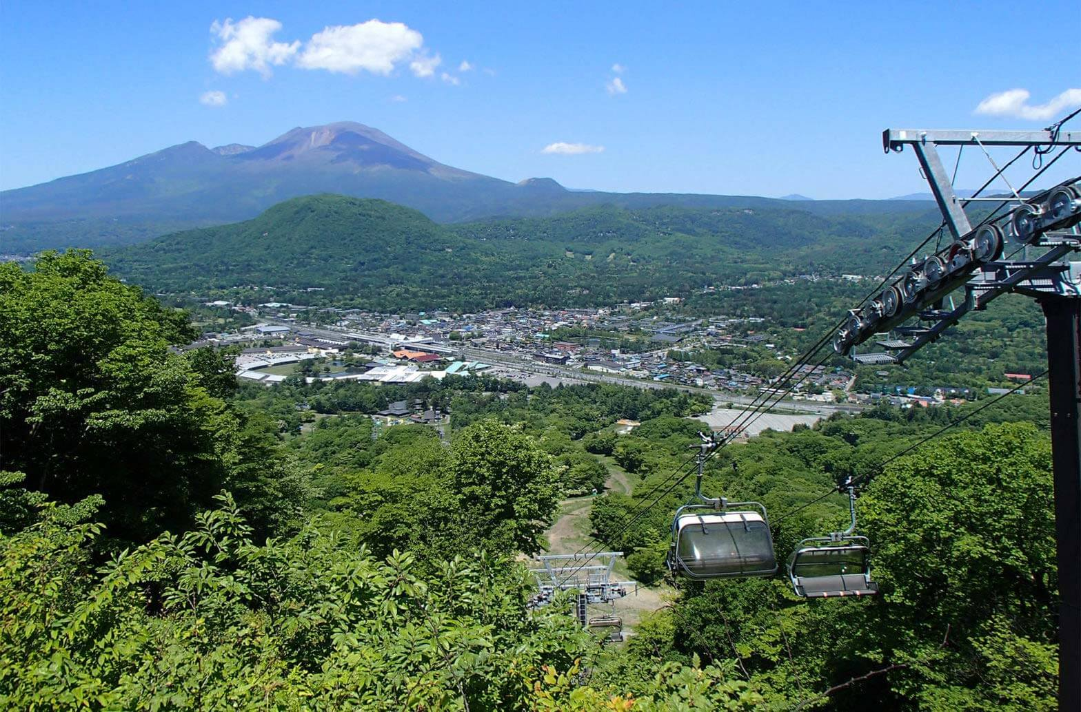 Karuizawa Prince Hotel Ski Area ~Summer Season~