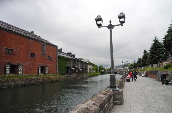 Otaru Canals