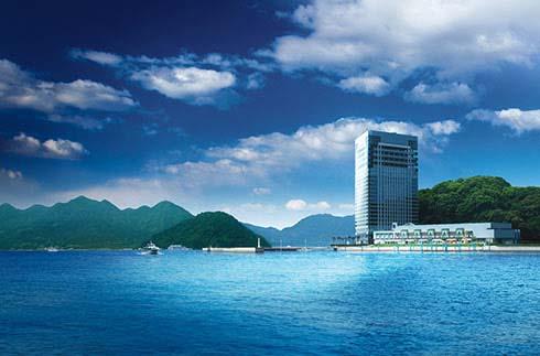 Grand Prince Hotel Hiroshima