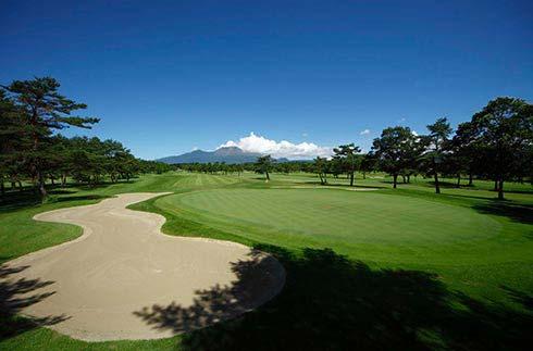 輕井澤72高爾夫