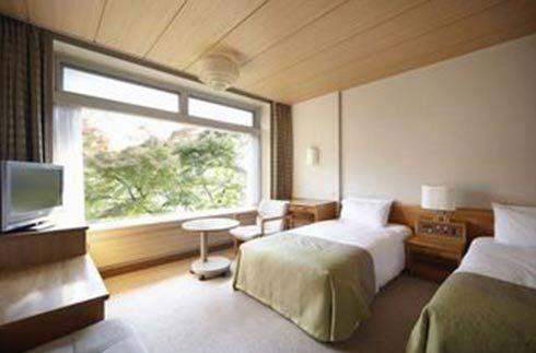 輕井澤王子大飯店 西館 雙床房