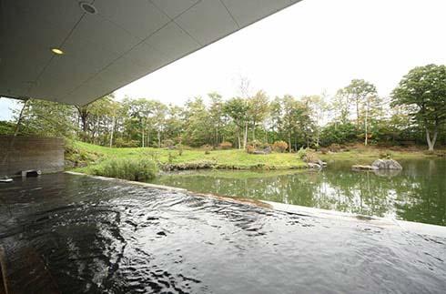 Nishi-Onuma Hot Spring