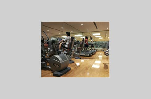 SPA&健身房