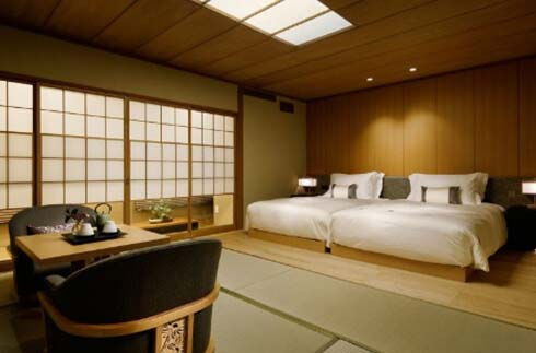Japanese-style Tatami Rooms