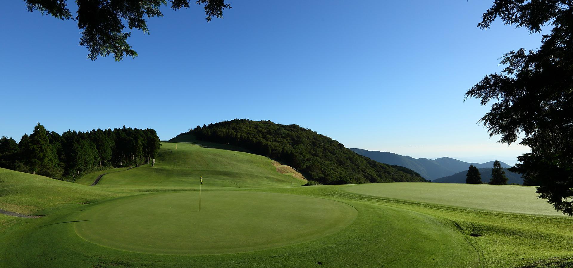箱根湯之花高爾夫球場(18洞)