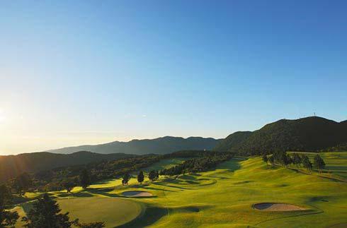 湯之花溫泉高爾夫球場(18洞)