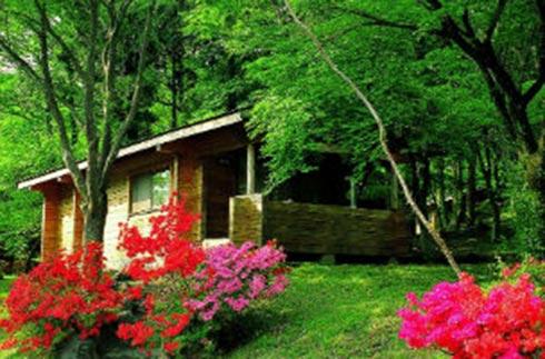 箱根園別墅露營地