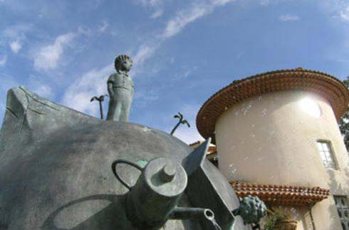 The Museum of The Little Prince in Hakone