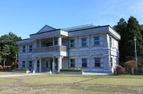 Hakone Detached Palace Garden