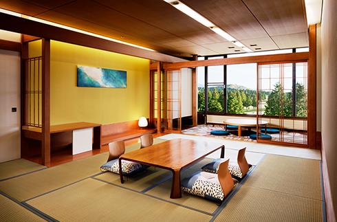일본식 코너룸