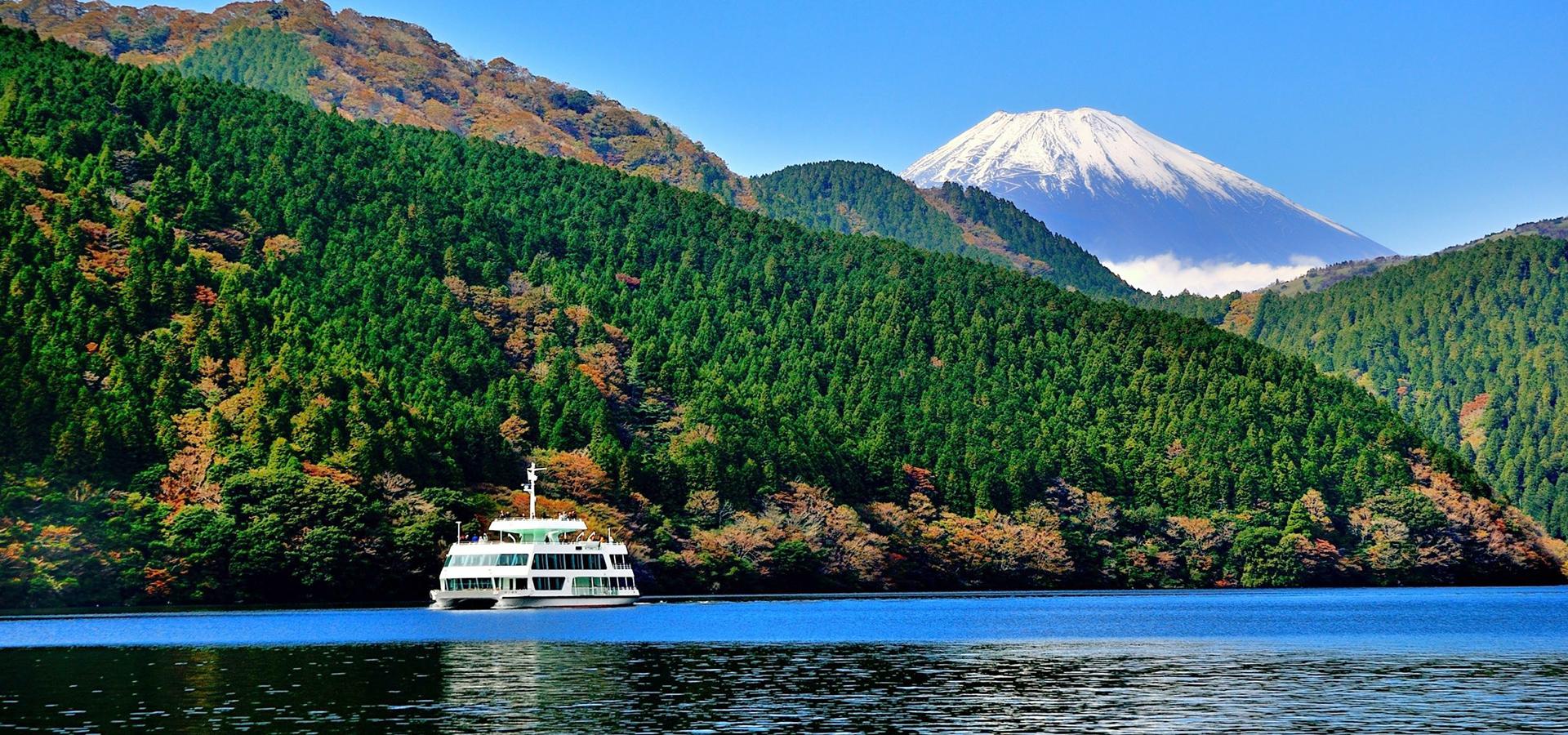 蘆之湖遊覽船