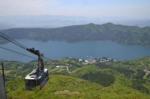 《Hakone-en》Komagatake Ropeway